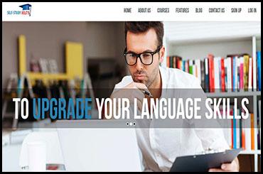 طراحی سایت selfstudy