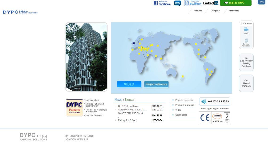 سایت dypc